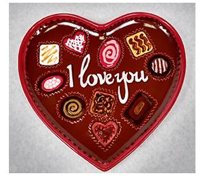 Geneva Valentine's Chocolate
