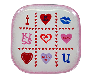 Geneva Valentine's Tic Tac Toe