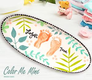 Geneva Tropical Baby Tray