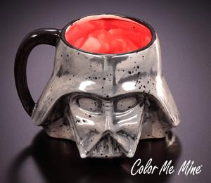 Geneva Darth Vader Mug