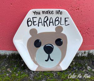 Geneva Bearable Plate