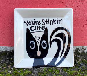 Geneva Skunk Plate