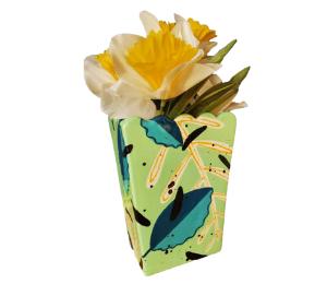 Geneva Leafy Vase