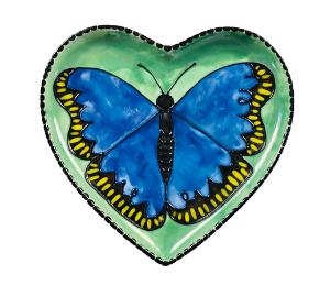 Geneva Butterfly Plate