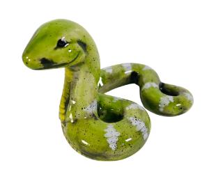 Geneva Tree Boa Figurine
