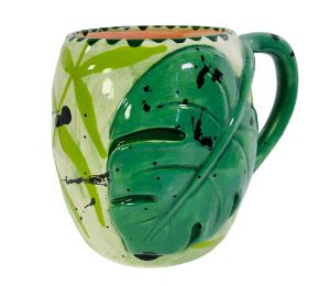 Geneva Monstera Mug